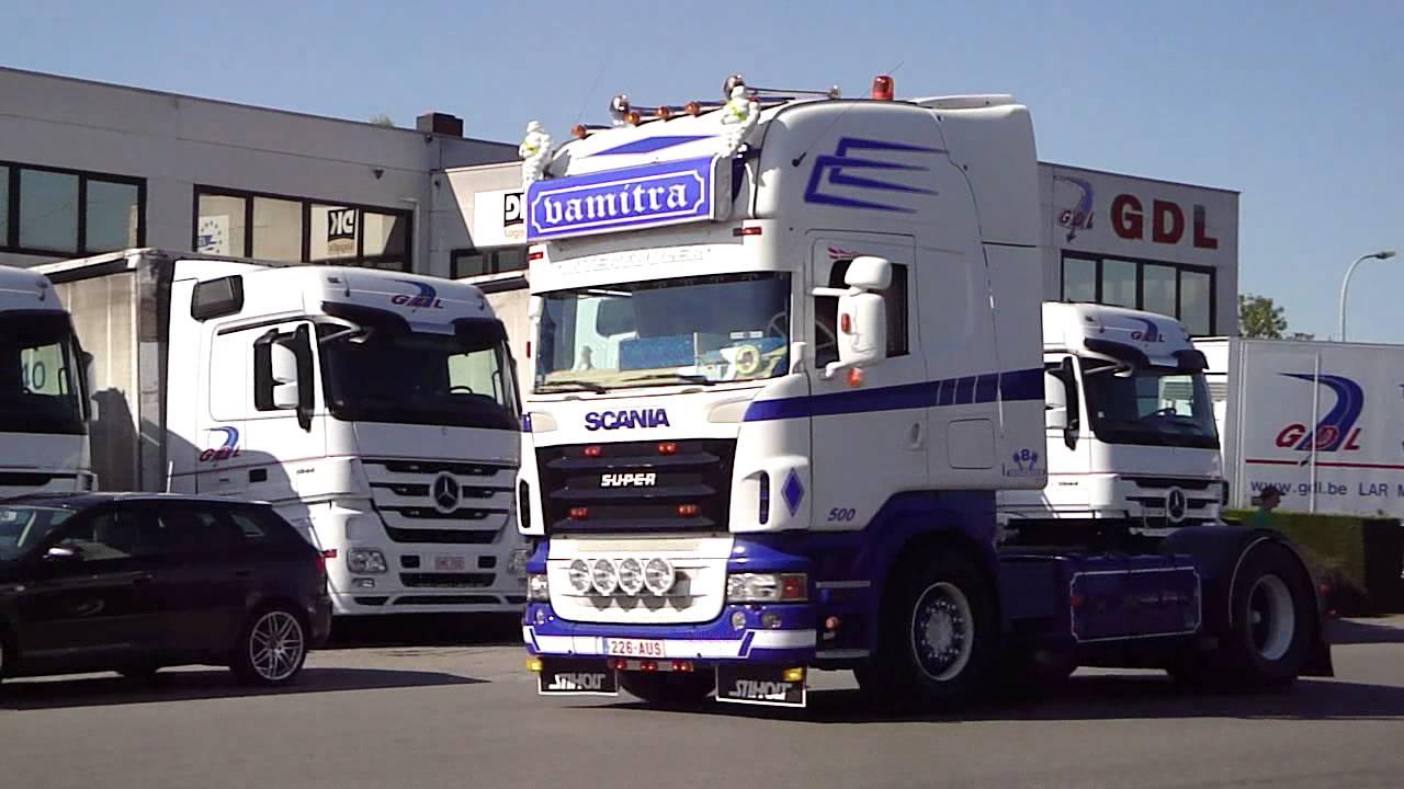 uittocht truckshow lar 2011