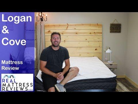 Logan & Cove Mattress Review   Canada's Best Hybrid?