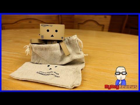 Revoltech Mini Danbo (Yotsuba&! Action Figure) | Unboxing | MyKeyReviews