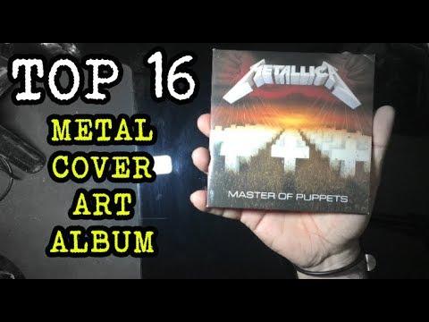 Los Mejores Cover Art Albums del Metal Que mas me gustan