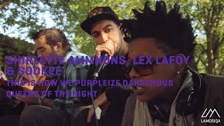 Shirlette Ammons, Lex LaFoy, Sookee - This is how we purpleize dangerous queens of the night