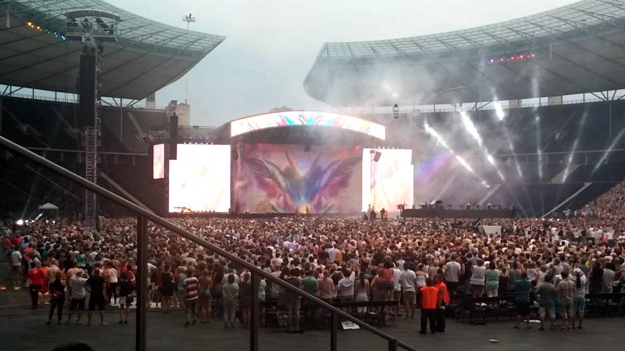Helene Fischer Konzert Olympiastadion