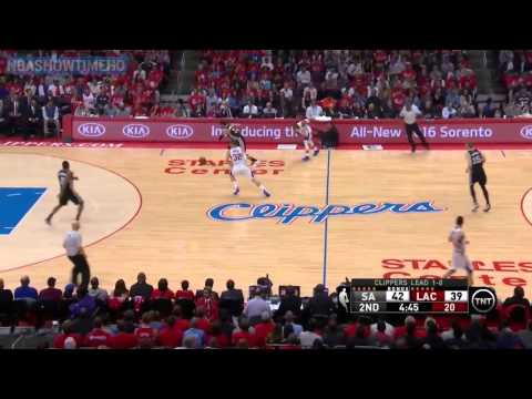 San Antonio Spurs vs LA Clippers - Full Highlights | Game 2 | April 22, 2015 | 2015 NBA Playoffs