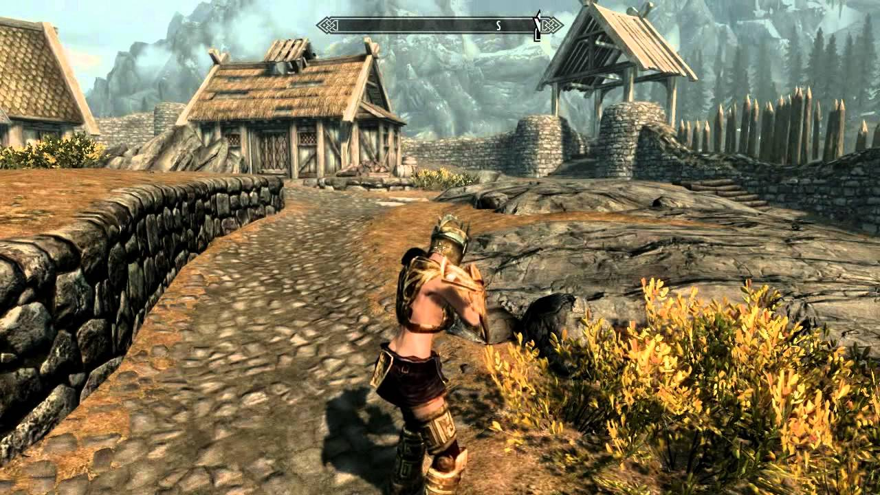 skyim how to get texture replacer mods working