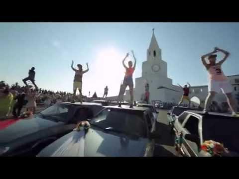 Видео: ЛУЧШИЙ Флешмоб в ИСТОРИИСвадьбаFlash mob in Kazan 2013
