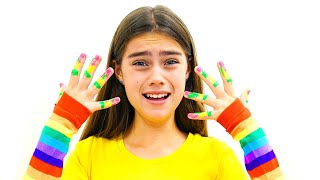 Nastya - stories about kid's dress up and makeup toys