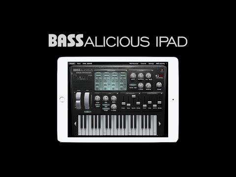 BASSalicious for iPad and AU for iOS