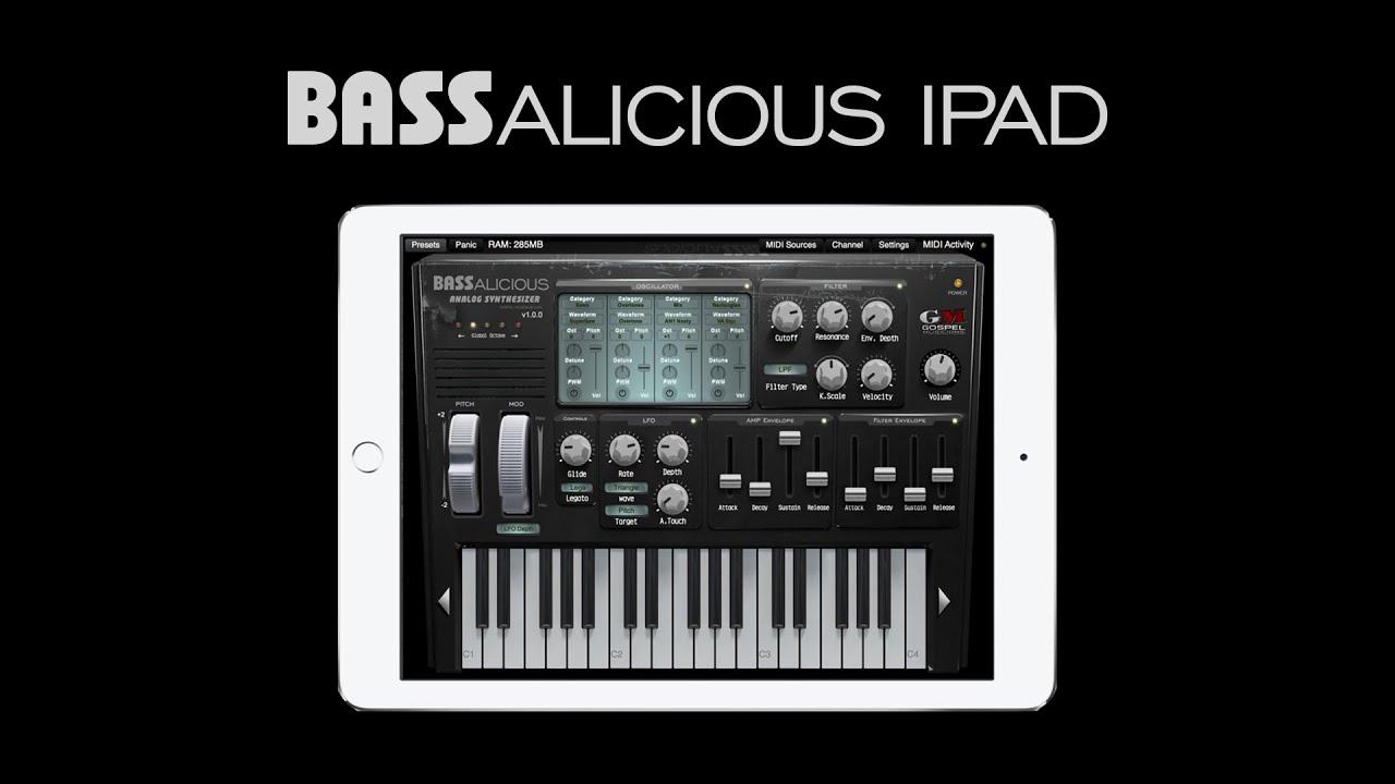BASSalicious 2 Synth Bass Module (VST/AU/AAX/Standalone)