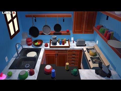 HTC VIVE @ VRLA 2018 - Takelings House Party