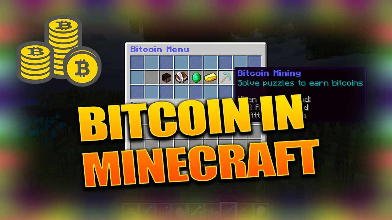 How to earn bitcoins by watching videos of minecraft bet on women shirt