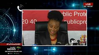 BLA disagrees with ConCourt's finding against Mkhwebane
