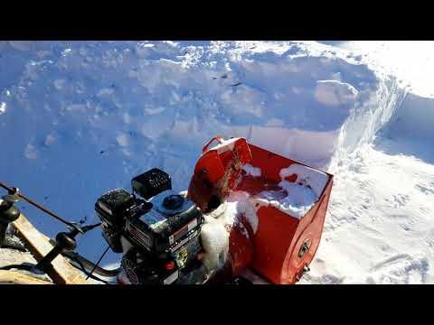 Harbor Freight Engine On Ariens Snow Blower