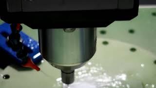 HMC-V5 (HANSMACHINE) MICRO DRILLING MACHINE