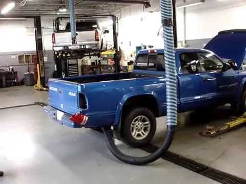 Vehicle Exhaust Removal Systems