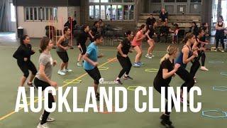CAPAthletes: Auckland Netball Clinic 2019, NETBALL| CLINIC