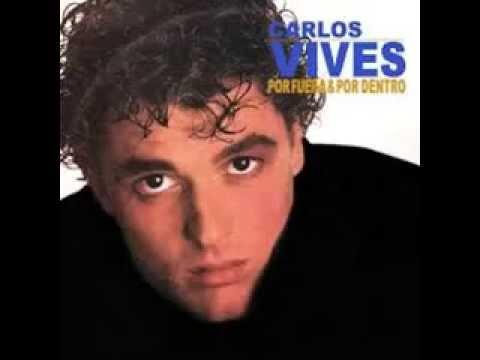 Carlos Vives Por fuera Y Por Dentro 1986 album completo
