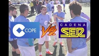 Épico derbi de la radio: COPE vs SER