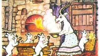 Сказки для детей.  Волк и семеро козлят - сказка для детей(, 2015-10-18T14:37:45.000Z)