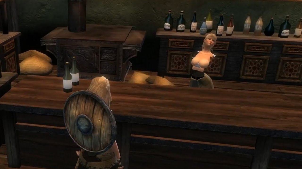 Guild wars nude mod — photo 10