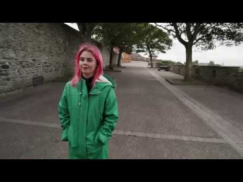 Download 25 years: Derry Girls star Saoirse-Monica Jackson takes us on a tour of her home city
