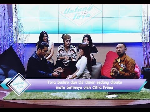 MENCEKAM! Mata Batin Tora Sudiro dan DJ Dinar Dibuka, Ini yang Terjadi Part 4A - UAT 11/01 Mp3