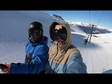 Whistler, British Columbian Adventure
