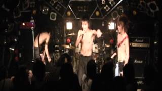 4月30日高崎trust コピーdeないと SPIRIT OF FIREのライブです。