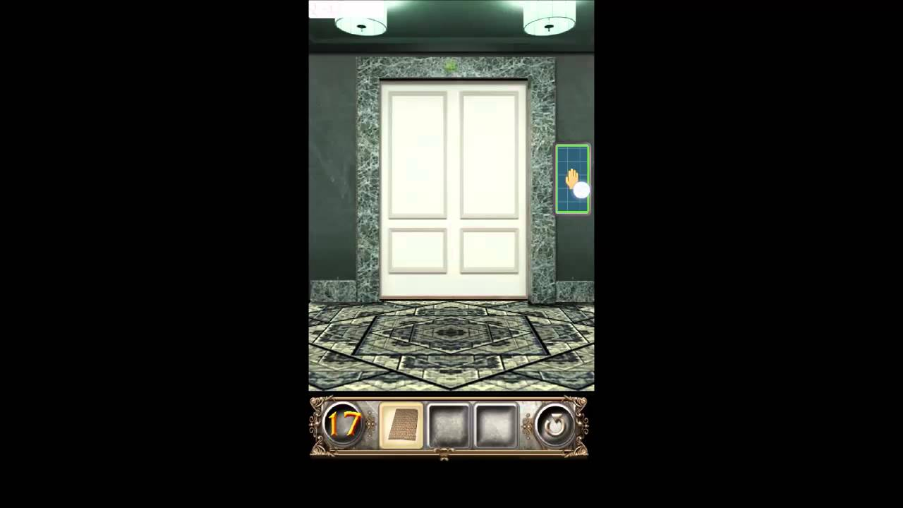 100 Doors Floors Escape Level 17 Walkthrough Youtube