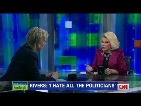 Joan Rivers: I hate all politicians