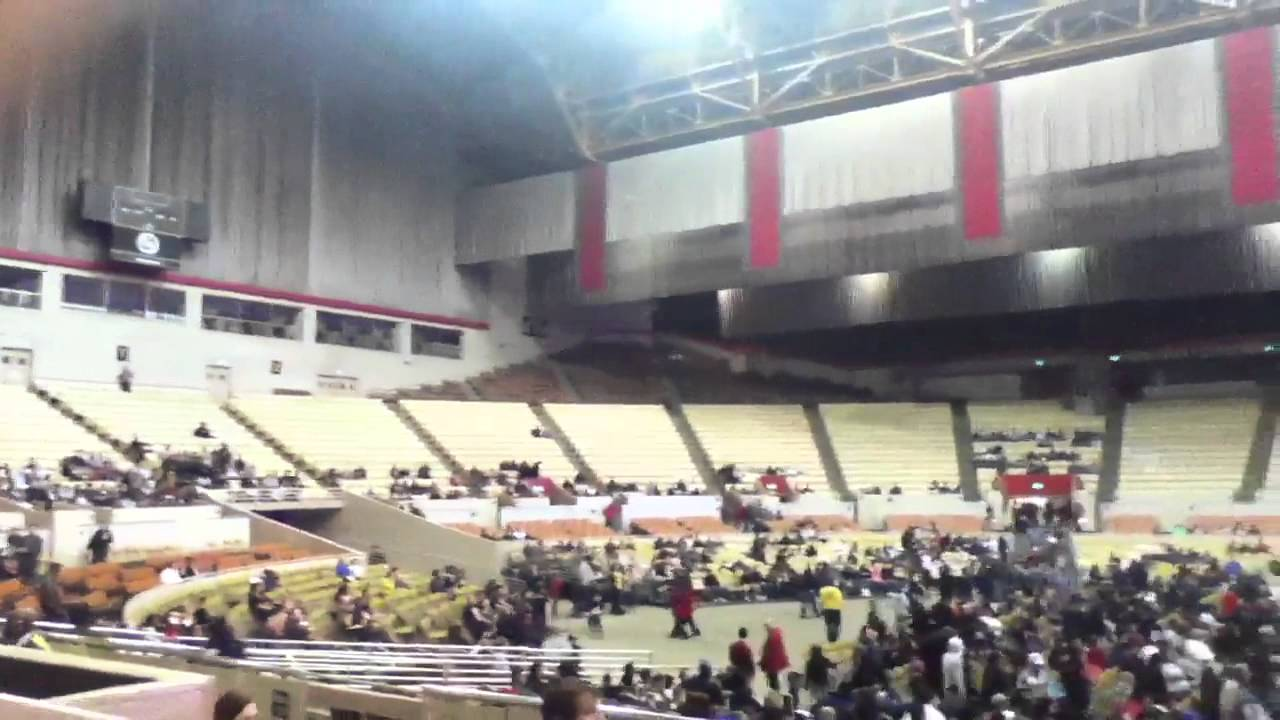 Smackdown House Show Pre Show Cow Palace 2 11 12 Youtube