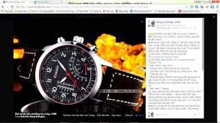 Cách tư vấn thông tin đồng hồ cho khách hàng