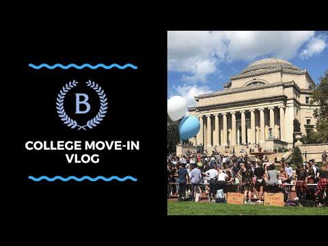 First Sem at Barnard/Columbia (2017) || NYCreature