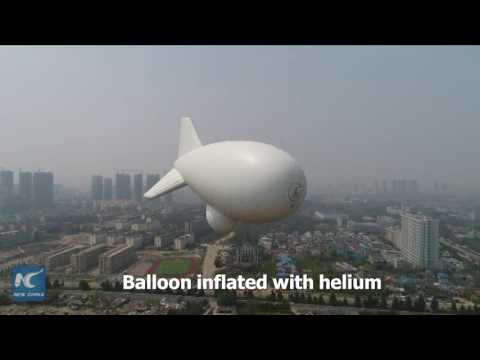 """""""Eye in the sky"""" to help with environmental protection in China"""