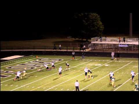 LoveJoy Wildcats Football Brandon Y3 Davis #3