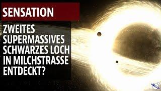Sensation - Zweites Supermassives Loch in Milchstrasse? Gigantische Masse stört Sternenstrom