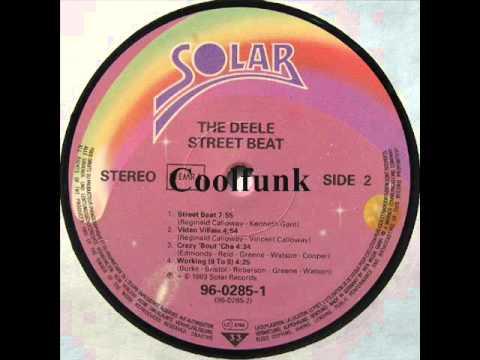 The Deele - Video Villain (Electro-Funk 1983)