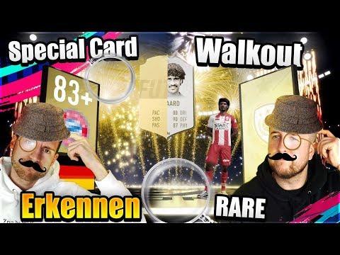 FIFA 19: So ERKENNT ihr WALKOUT - SPECIAL CARD und 83+ SPIELER in der NEUEN Pack Animation !!!