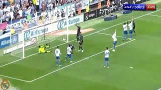 Gol Benzema M laga 0 2 Real Madrid Campe n Liga 2017