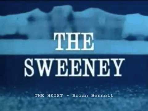 THE HEIST - Brian Bennett (Music from 'The Sweeney' TV show)