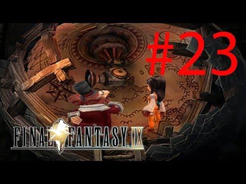 Guia Final Fantasy IX (PS4) - 23 - El Profesor Toto y el Pasaje del Gargán