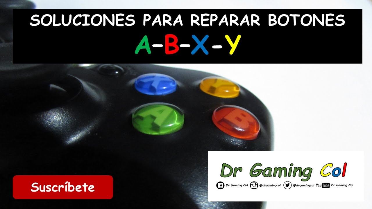 how to fix squishy xbox buttons