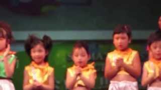 2013-07-08, 聖馬提亞堂肖珍幼稚園畢業典禮謝幕(聰明小聖徙)