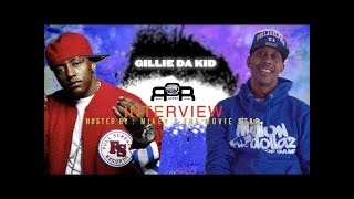 Gillie Da Kid Backs Down Cassidy At Power House In Front Of 50 Cent & AR-AB