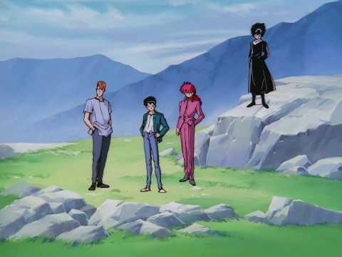 Yu Yu Hakusho OP 3 1080p English