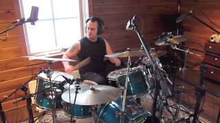 Mindfall - Drum recording