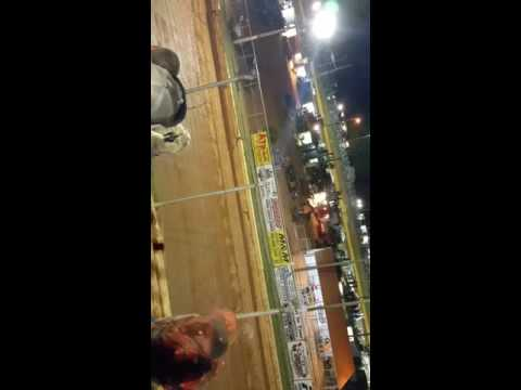 Toccoa speedway