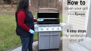 How to Clean Your Grill in 6 Easy Steps