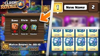 Things That Will NEVER Get Added in Clash Royale! Sell Cards, Gold Chest, Donate Legendaries & More!