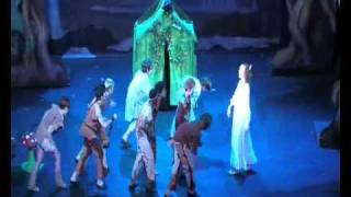 Wendy song Peter Pan by Songtime Theatre Arts