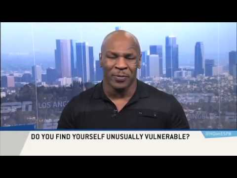 Two Nerds Interview Living Legend Mike Tyson